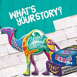 What's your story? materiali POP